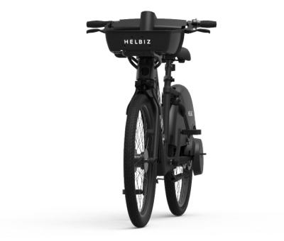 Next generation of electric city bikes.