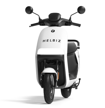 Electric moped sharing for those longer trips