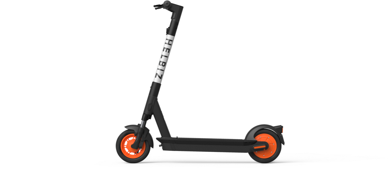Smart Personal Scooter